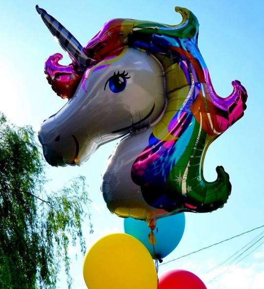 Jumbo Unicorn Head