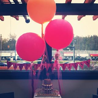 3 foot balloons - available in all colours