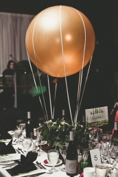 Wizard of Oz - Hot Air Balloons